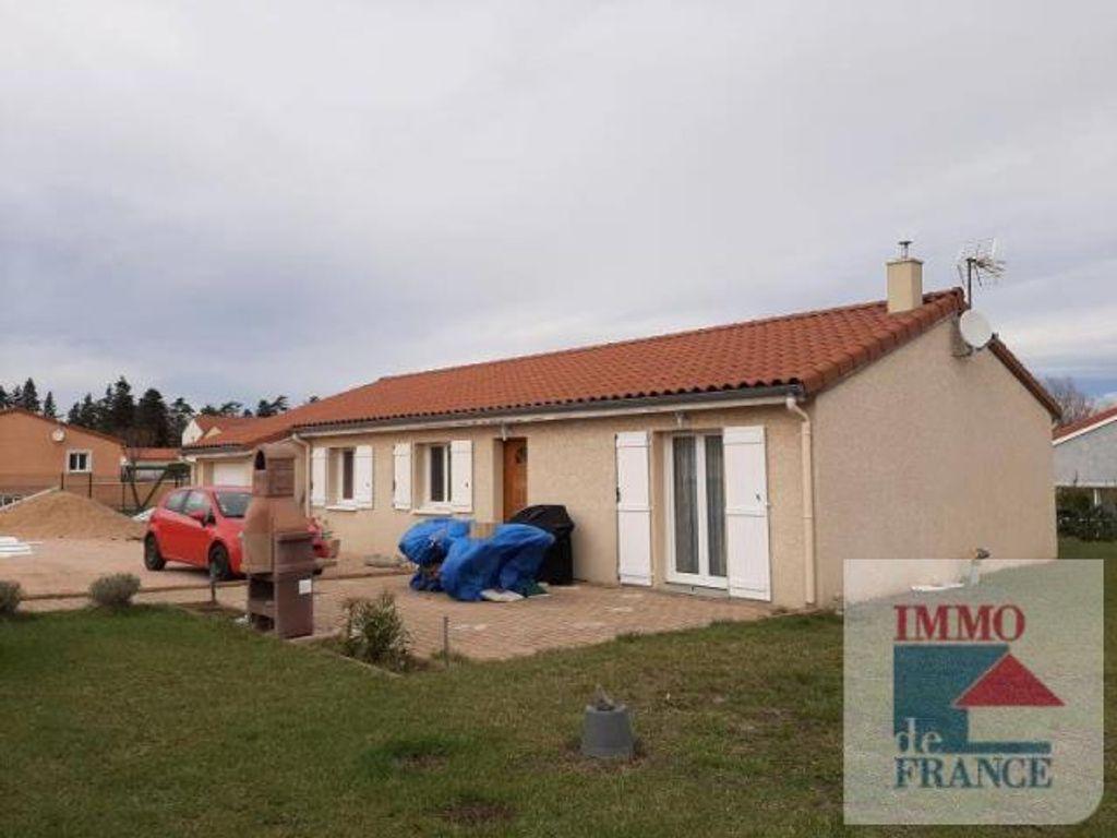 Achat maison 4chambres 105m² - Le Puy-en-Velay