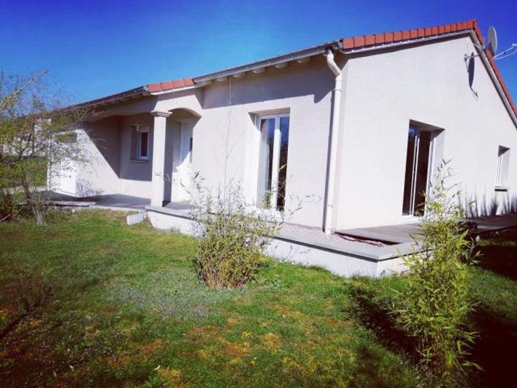 Achat maison 3chambres 100m² - Paulhac
