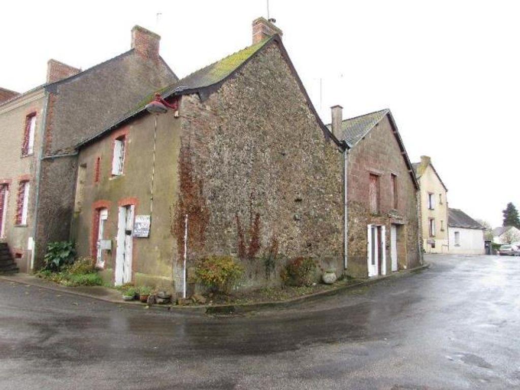 Achat maison 3chambres 100m² - Noyal-sur-Brutz
