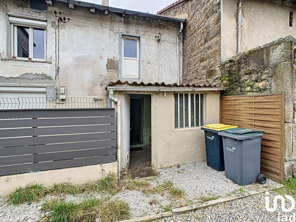 Achat maison 1chambre 42m² - Saint-Étienne