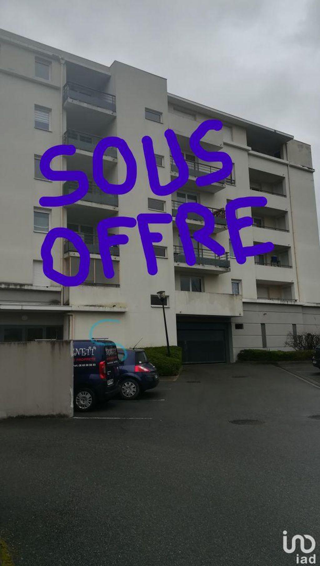 Achat appartement 2pièces 41m² - Vichy