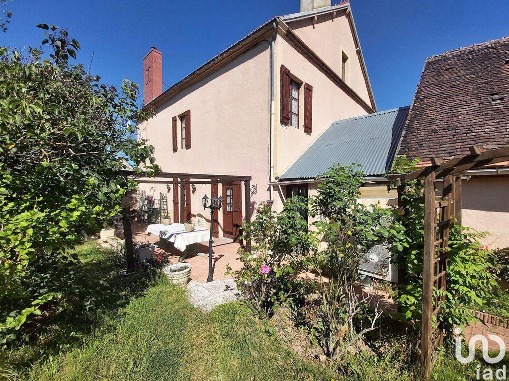 Achat maison 6chambres 191m² - Moulins