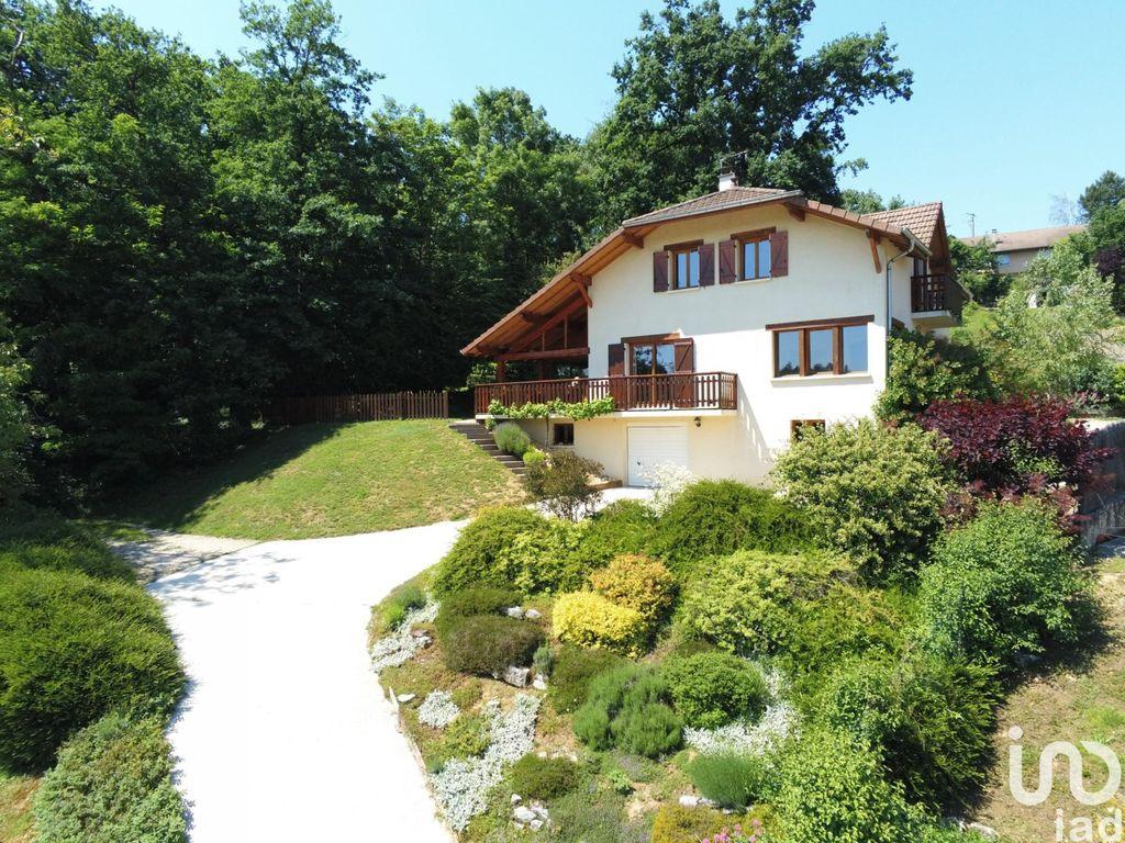 Achat maison 7chambres 185m² - Neuville-sur-Ain