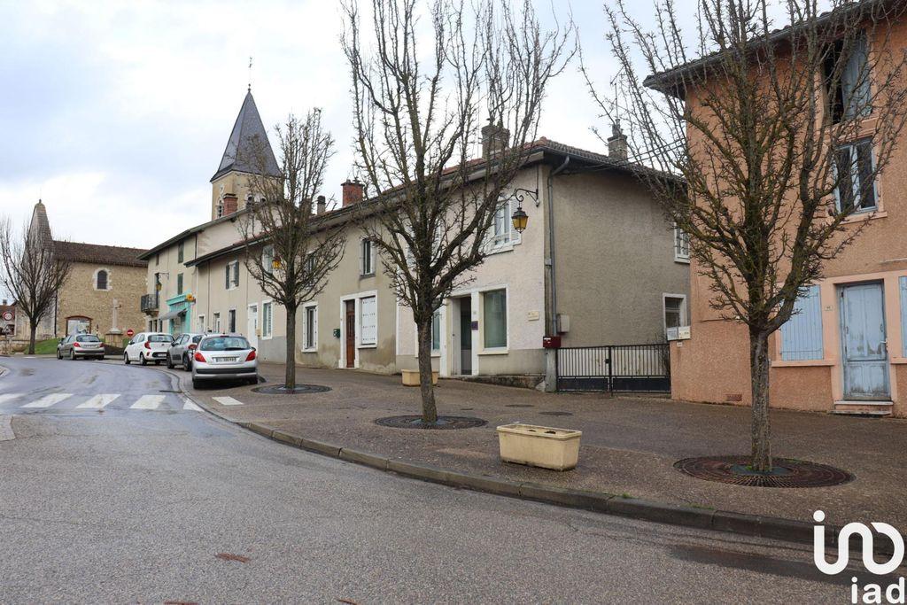 Achat maison 3chambres 140m² - Saint-Paul-de-Varax