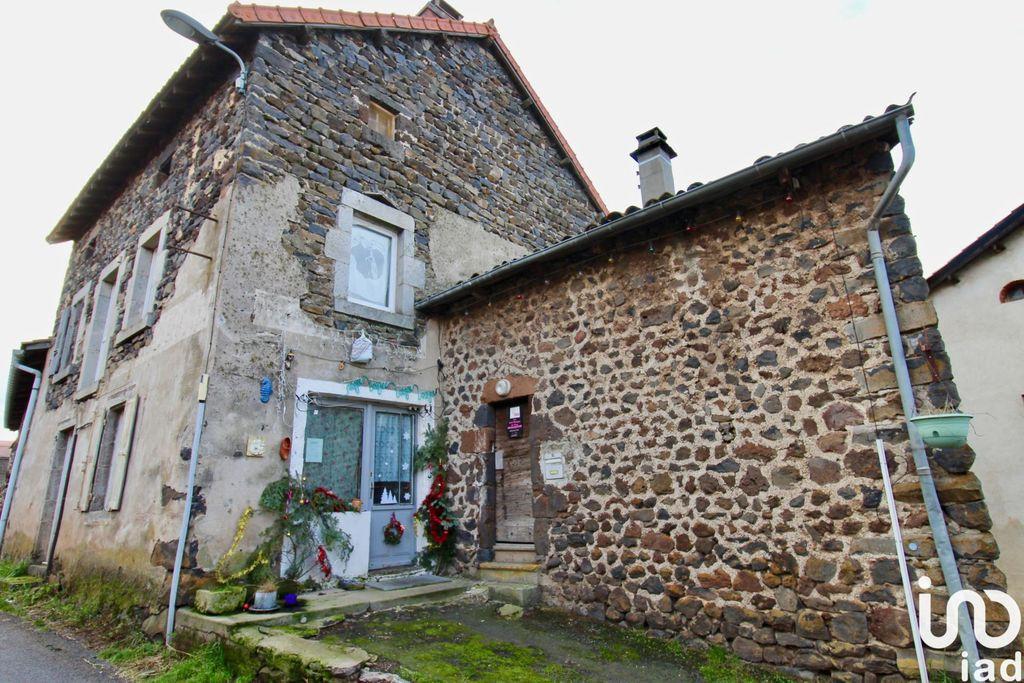 Achat maison 3chambres 112m² - Saint-Martin-de-Fugères