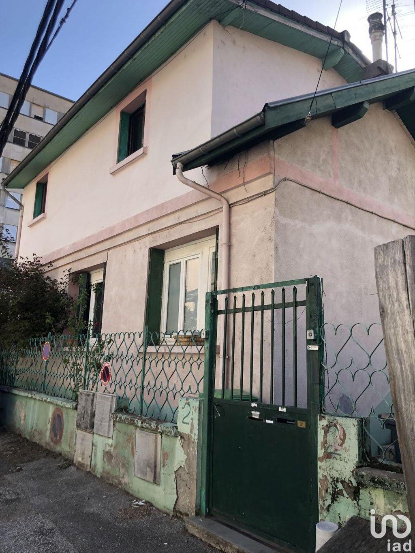 Achat maison 4chambres 135m² - Grenoble