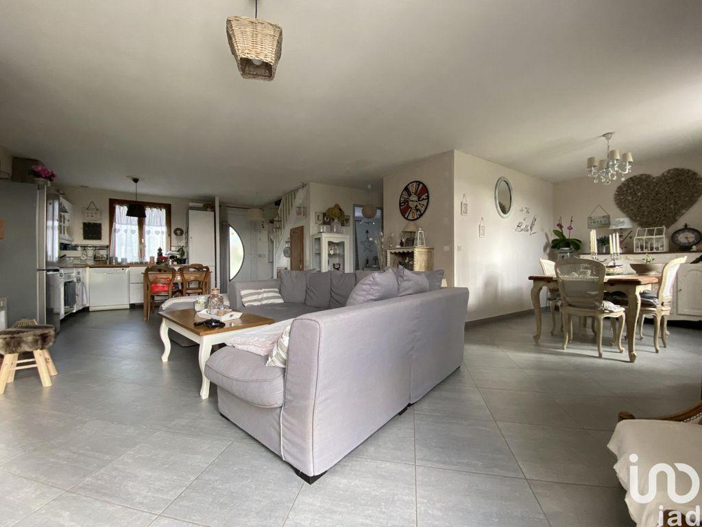 Achat maison 4chambres 93m² - Saint-Sérotin