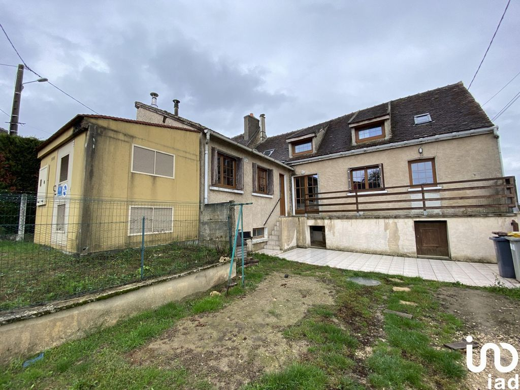 Achat maison 3chambres 110m² - Vallery