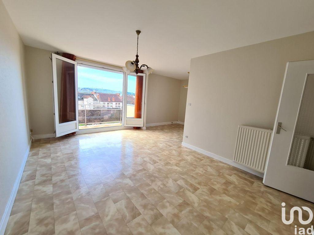 Achat appartement 3pièces 59m² - Montluçon