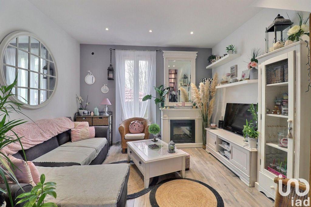Achat duplex 3pièces 52m² - Marseille 16ème arrondissement