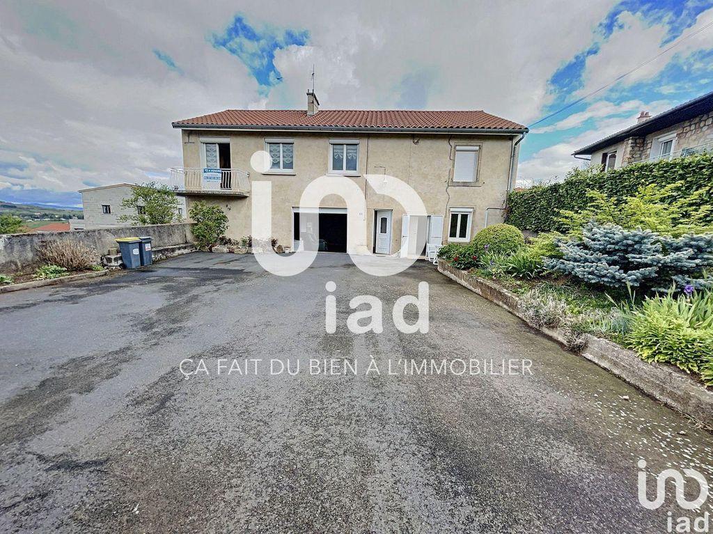 Achat maison 4chambres 110m² - Le Puy-en-Velay