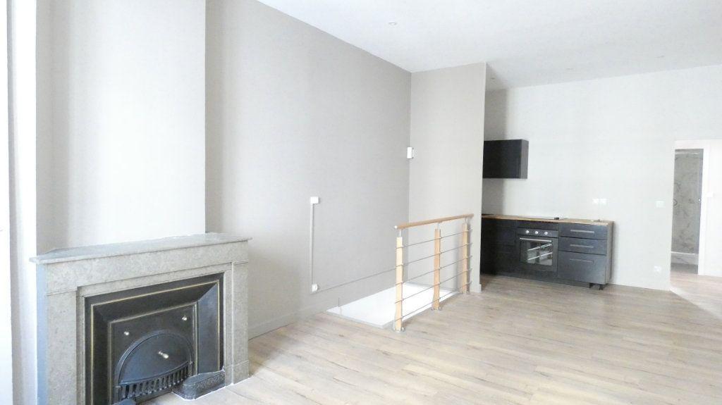 Achat appartement 2pièces 65m² - Lyon 6ème arrondissement