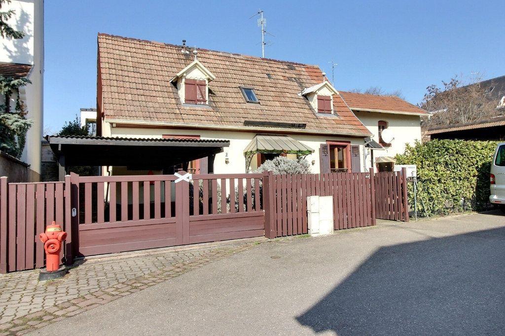 Achat maison 3chambres 110m² - Strasbourg