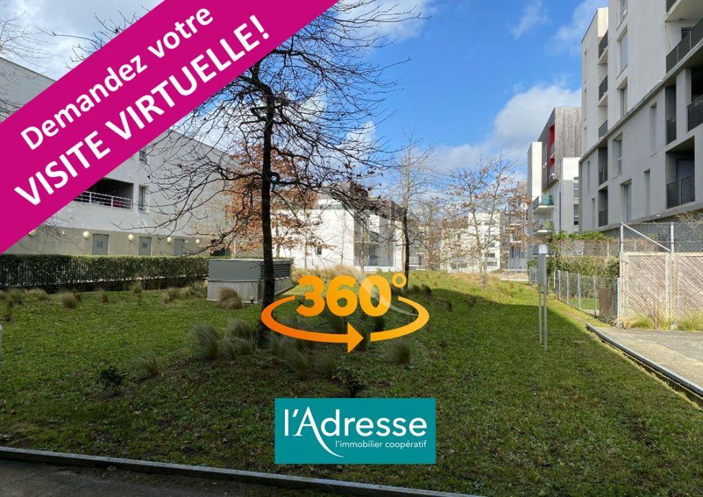 Achat studio 25m² - Nantes