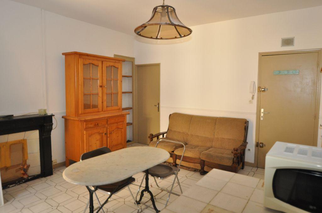 Achat appartement 2pièces 37m² - Perpignan