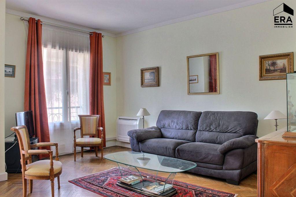 Achat appartement 4pièces 91m² - Marseille 6ème arrondissement