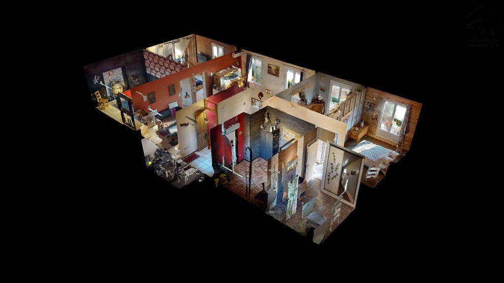 Achat maison 4chambres 133m² - Chaulgnes