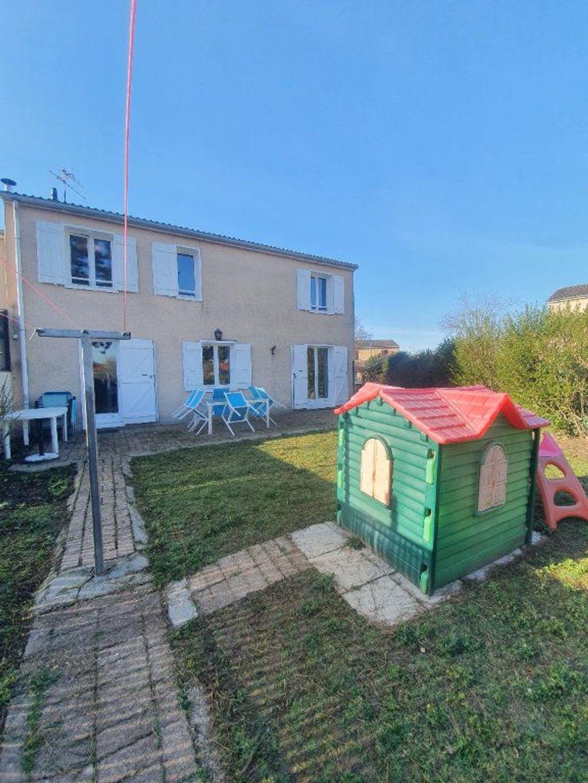Achat maison 4chambres 112m² - Bourg-en-Bresse