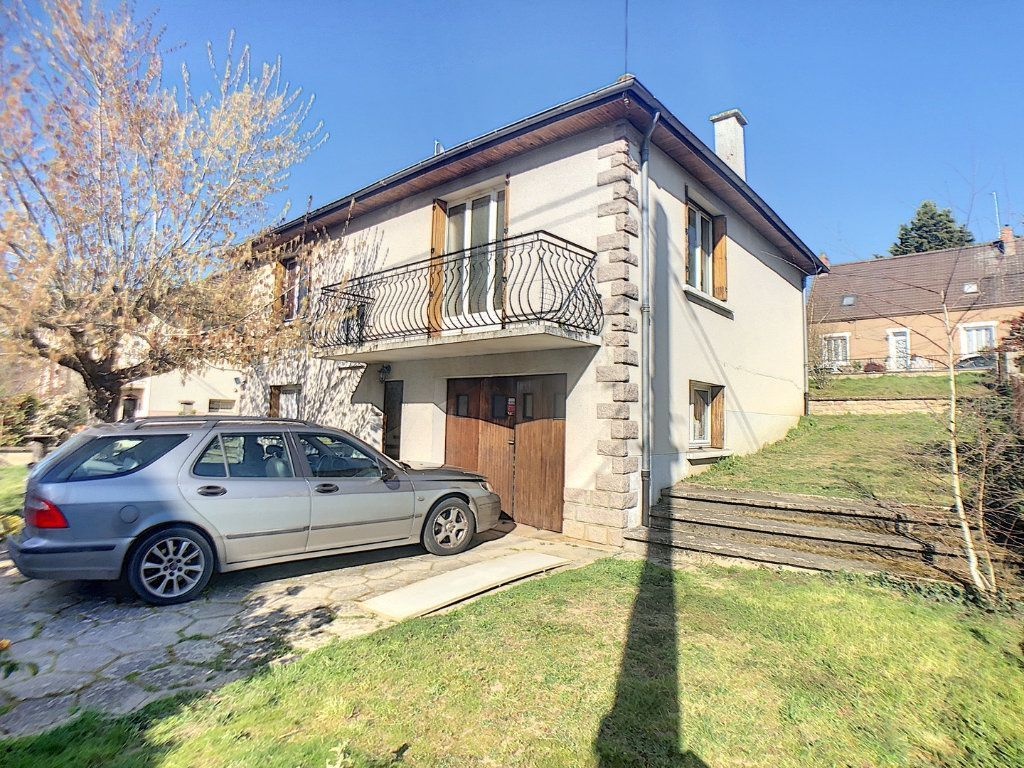 Achat maison 3chambres 98m² - Urçay