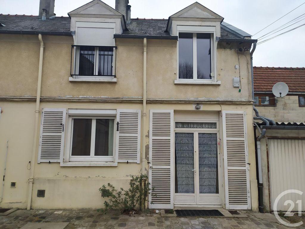 Achat duplex 3pièces 68m² - Soissons