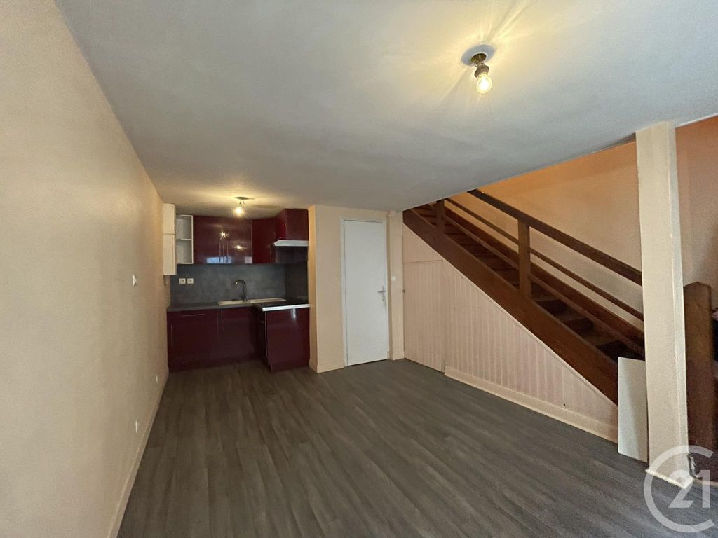 Achat duplex 3pièces 58m² - Moulins