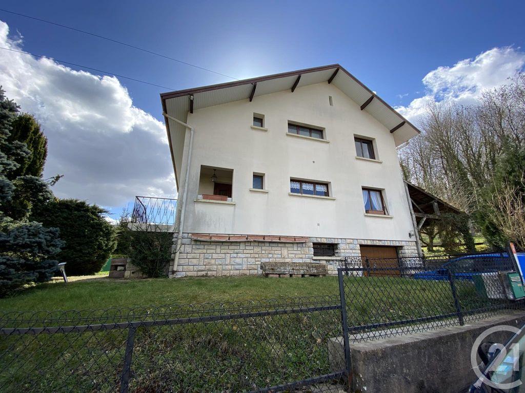 Achat maison 3chambres 155m² - Montbéliard