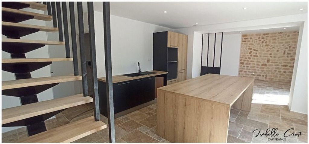 Achat maison 2chambres 85m² - Reyrieux