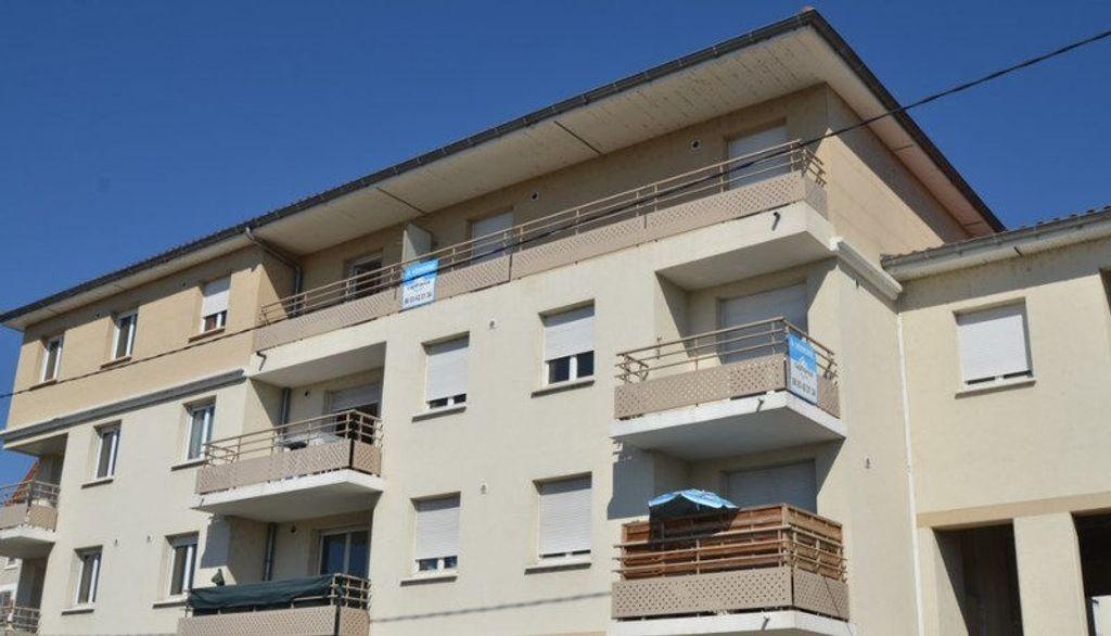 Achat duplex 4pièces 81m² - Vichy