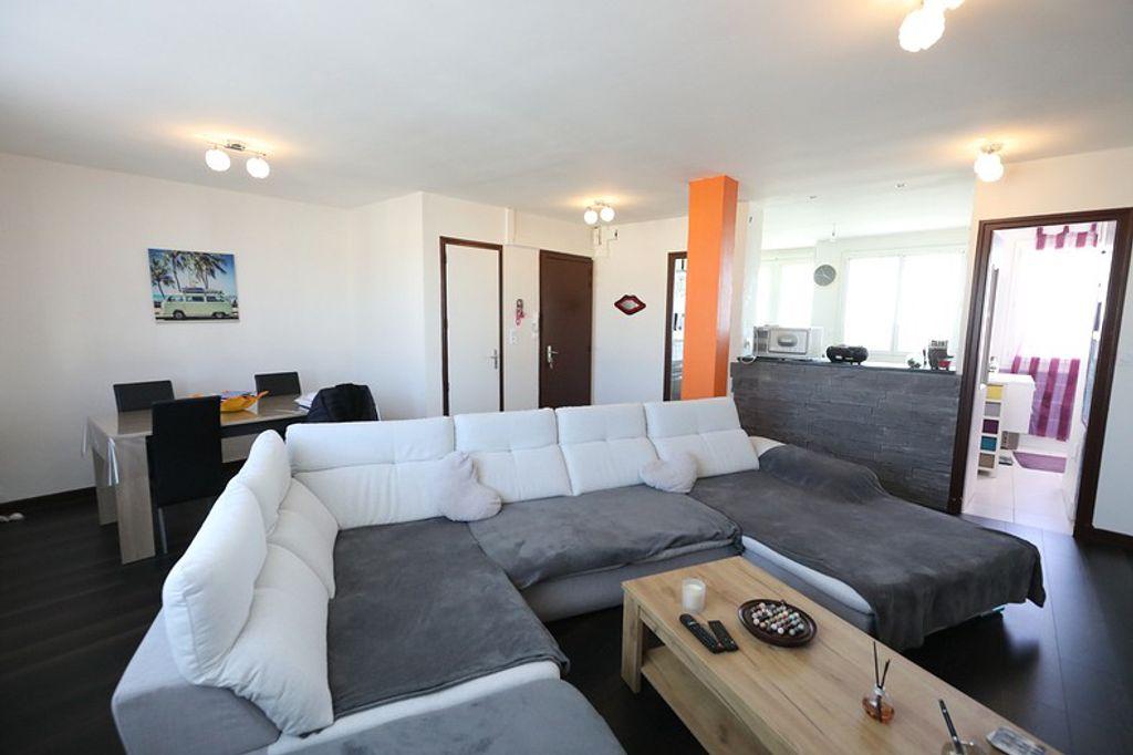 Achat appartement 4pièces 73m² - Aurillac
