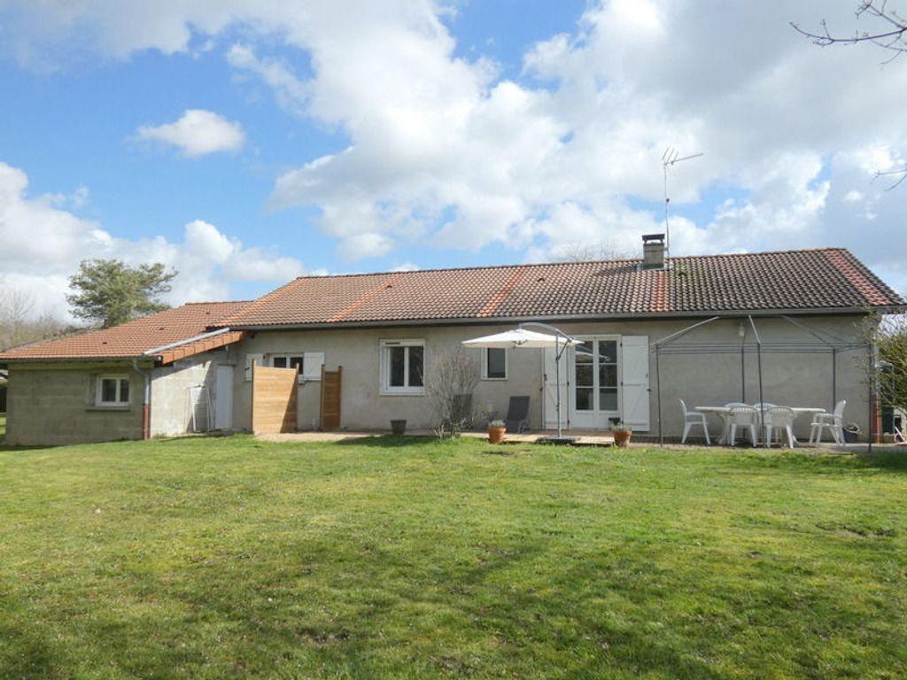 Achat maison 4chambres 160m² - Bourg-en-Bresse