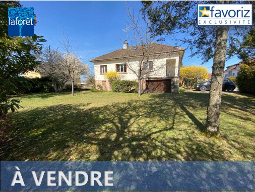 Achat maison 3chambres 101m² - Montbéliard