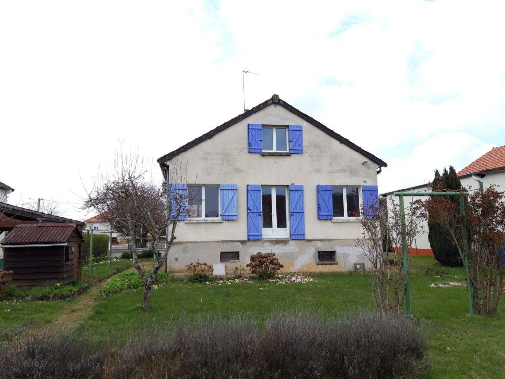 Achat maison 4chambres 95m² - Varennes-Vauzelles