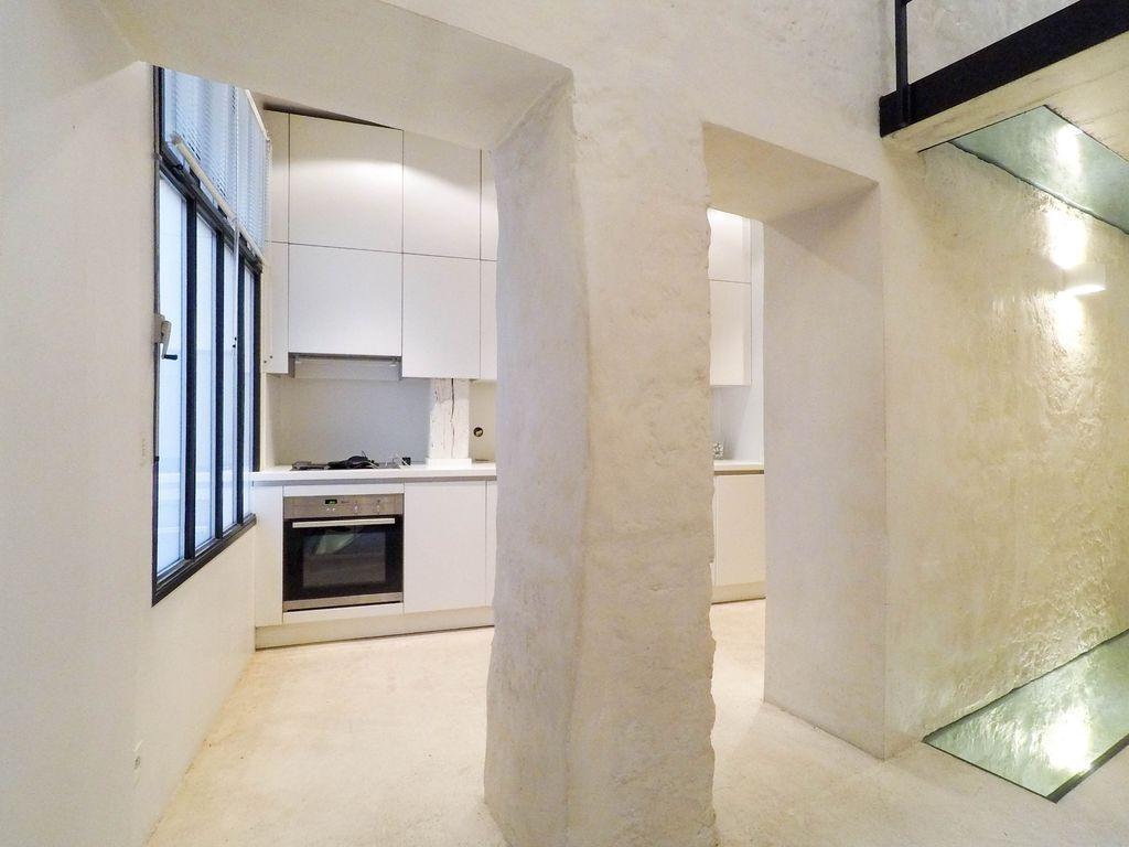 Achat appartement 3pièces 40m² - Paris 8ème arrondissement