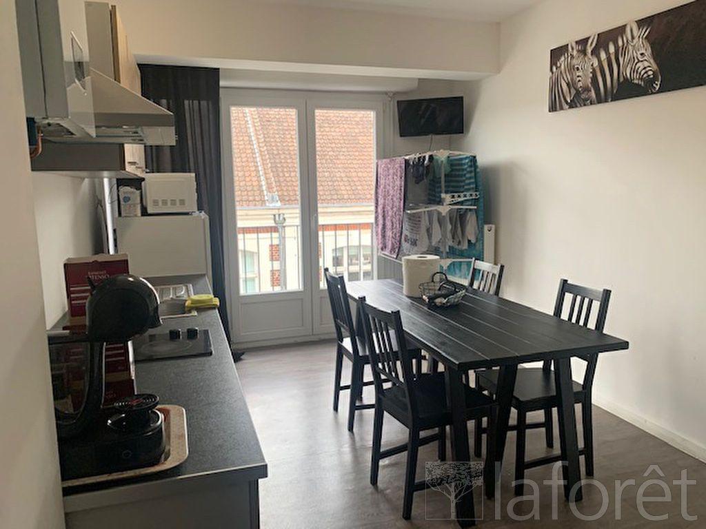 Achat appartement 2pièces 33m² - Lille
