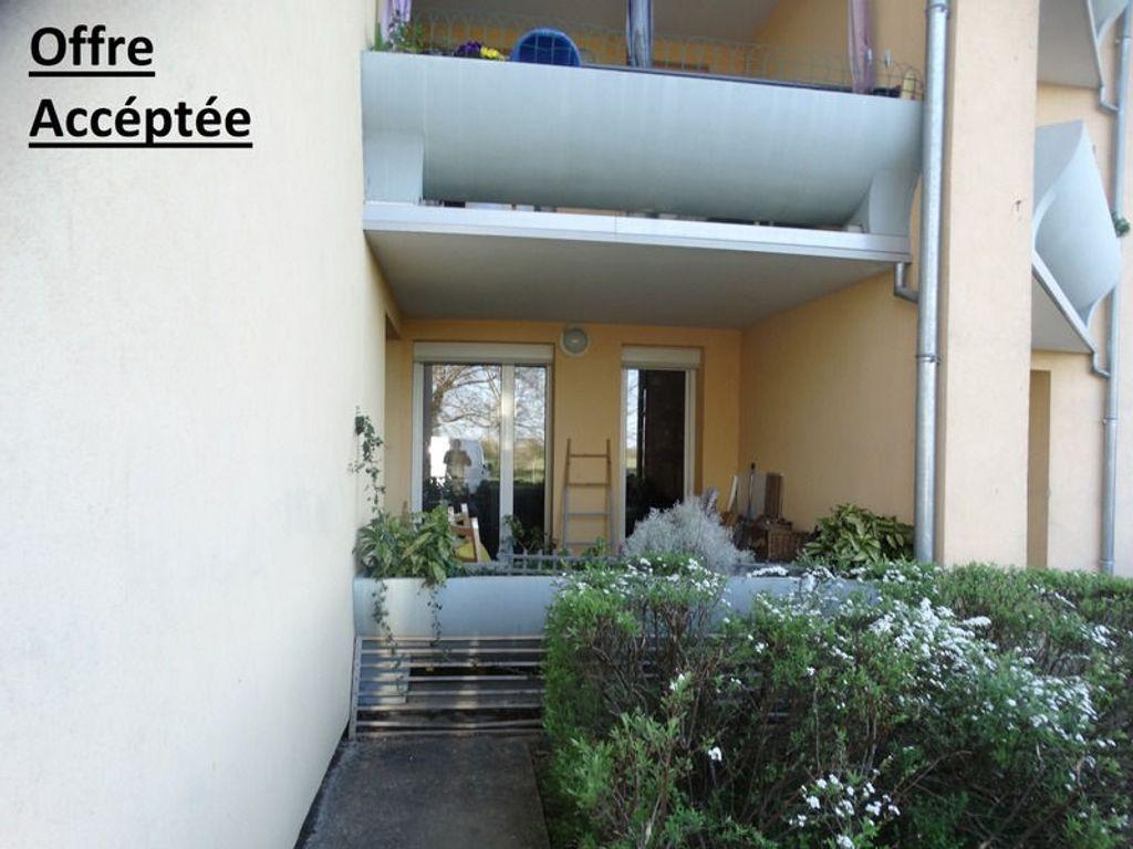 Achat appartement 4pièces 100m² - Saint-Laurent-sur-Saône