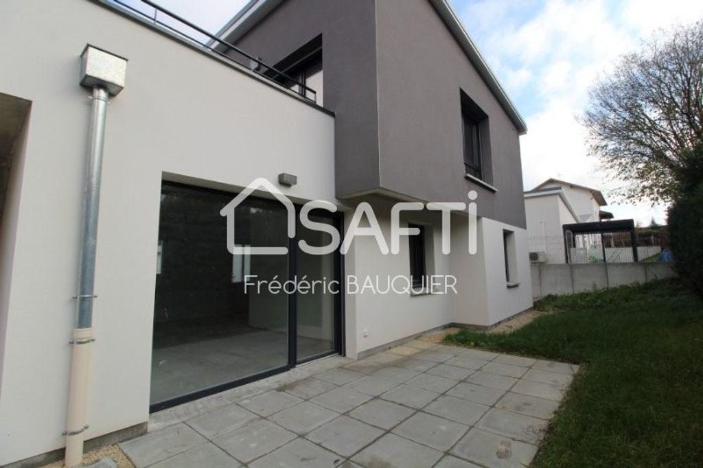 Achat appartement 3pièces 57m² - Thise