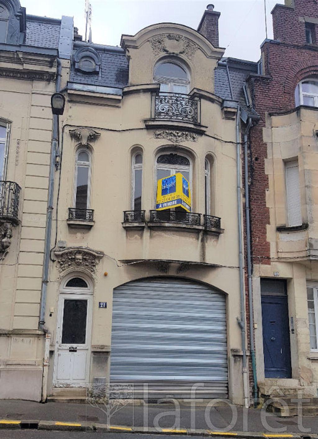 Achat maison 2chambres 161m² - Saint-Quentin