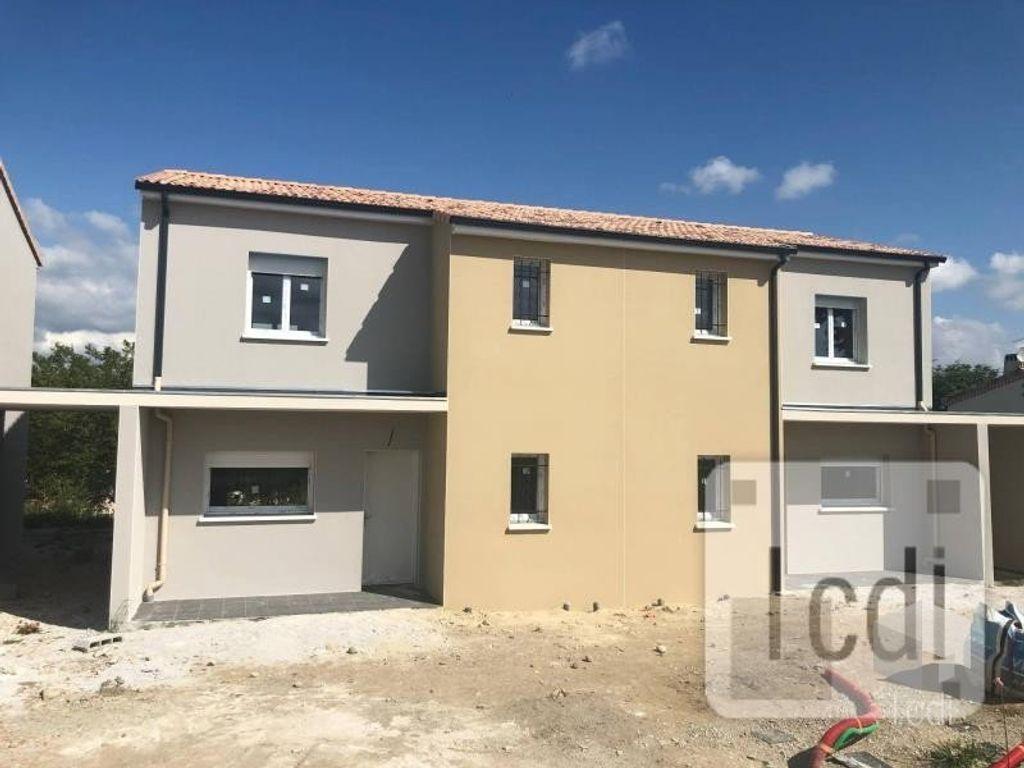 Achat maison 3chambres 88m² - Livron-sur-Drôme