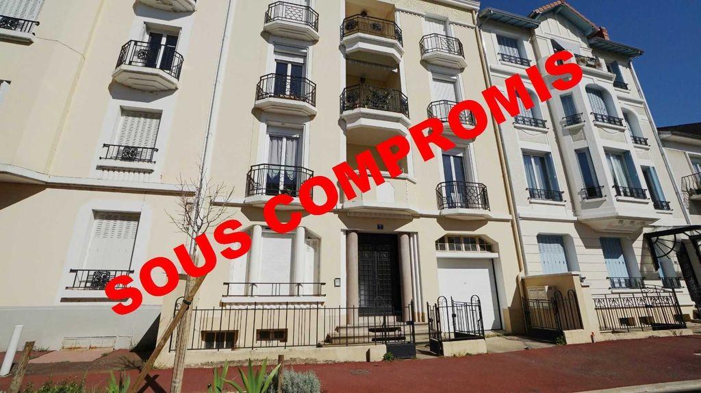 Achat appartement 4pièces 79m² - Vichy