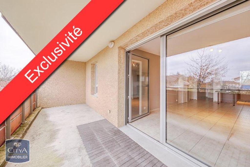 Achat appartement 3pièces 66m² - Saint-Denis-lès-Bourg