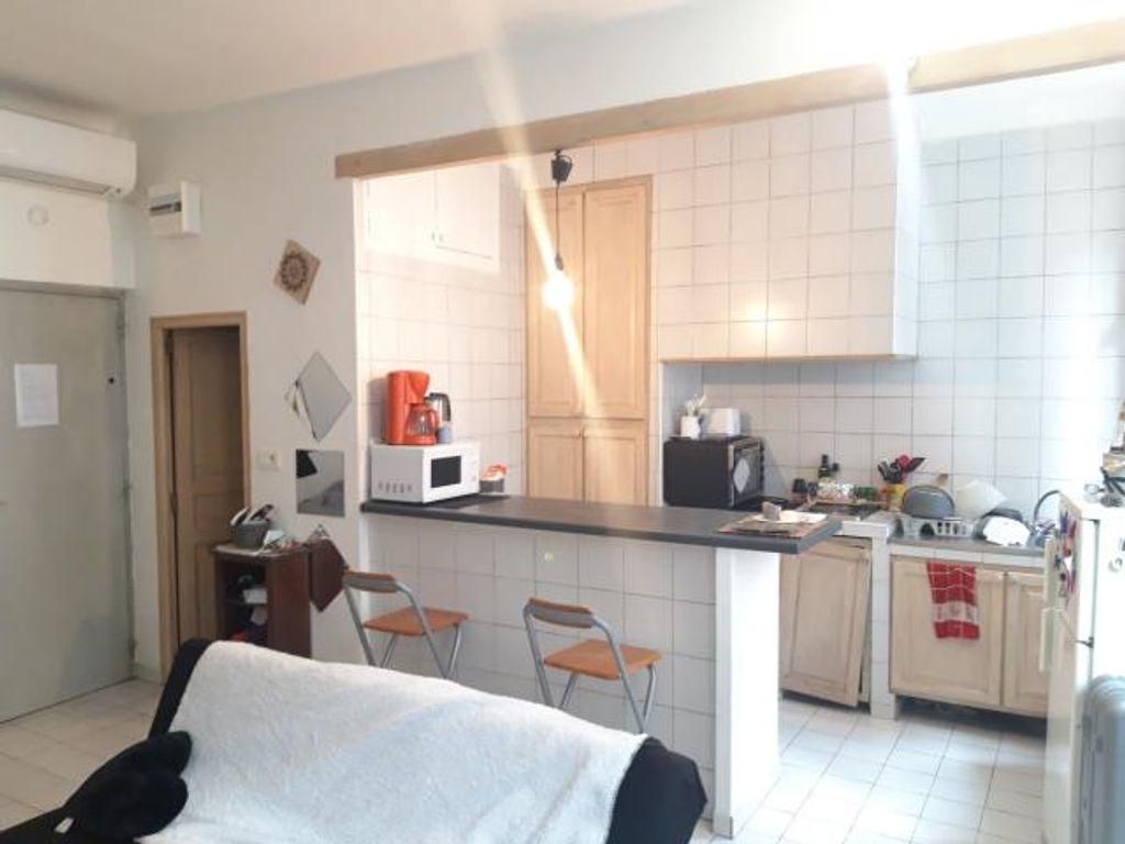 Achat studio 31m² - Marseille 6ème arrondissement