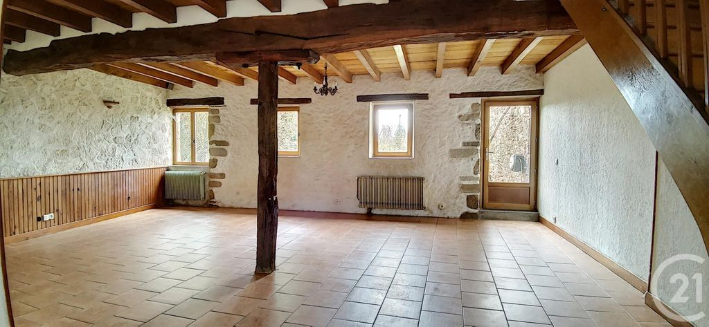 Achat maison 3 chambre(s) - Le Montet
