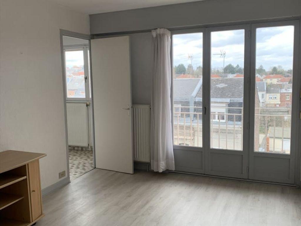 Achat appartement 2pièces 43m² - Saint-Quentin