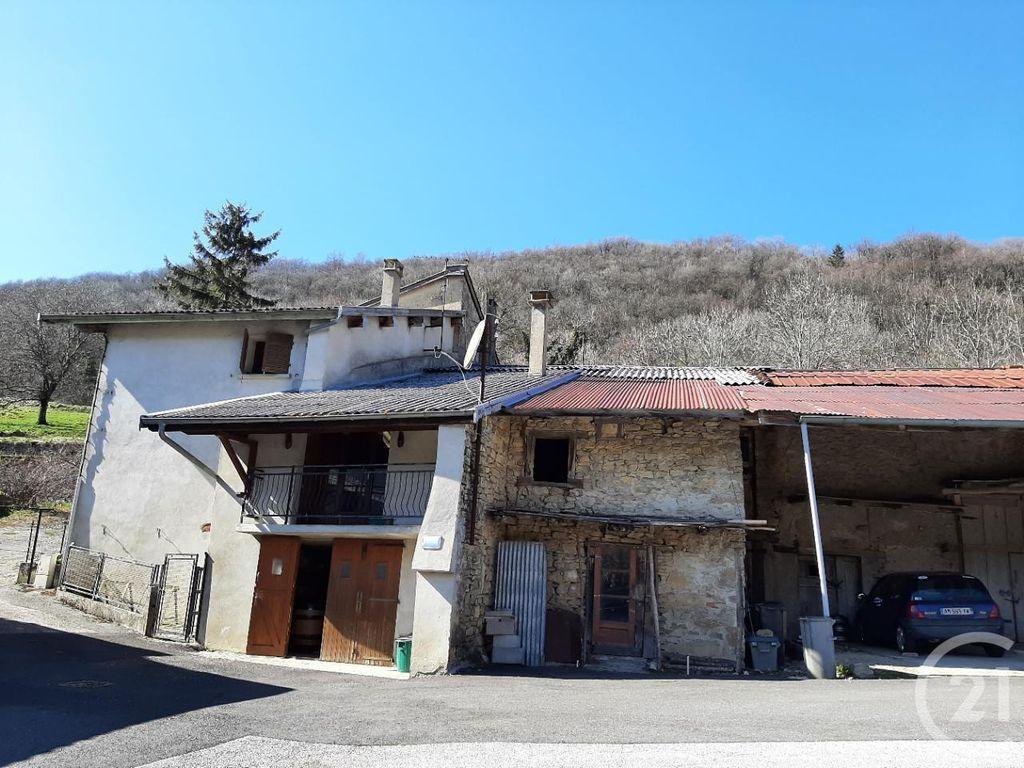 Achat maison 3chambres 97m² - Nivollet-Montgriffon