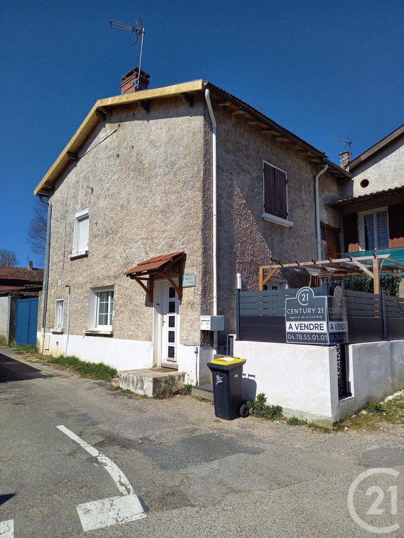 Achat maison 1chambre 54m² - Tramoyes