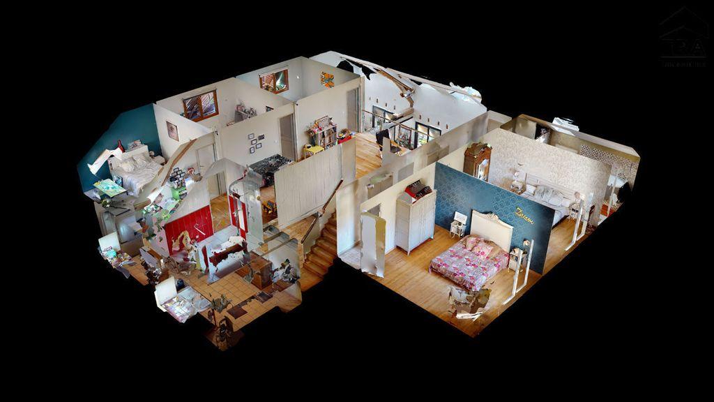 Achat maison 6chambres 285m² - Sauvigny-les-Bois