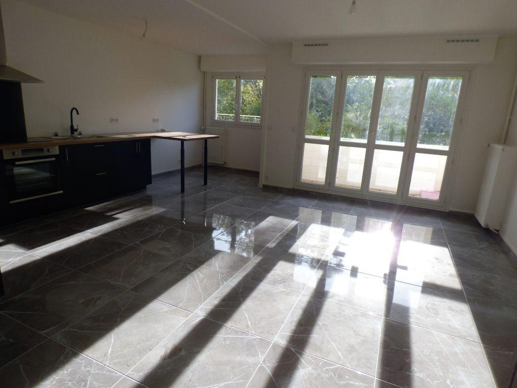 Achat appartement 4pièces 71m² - Tours