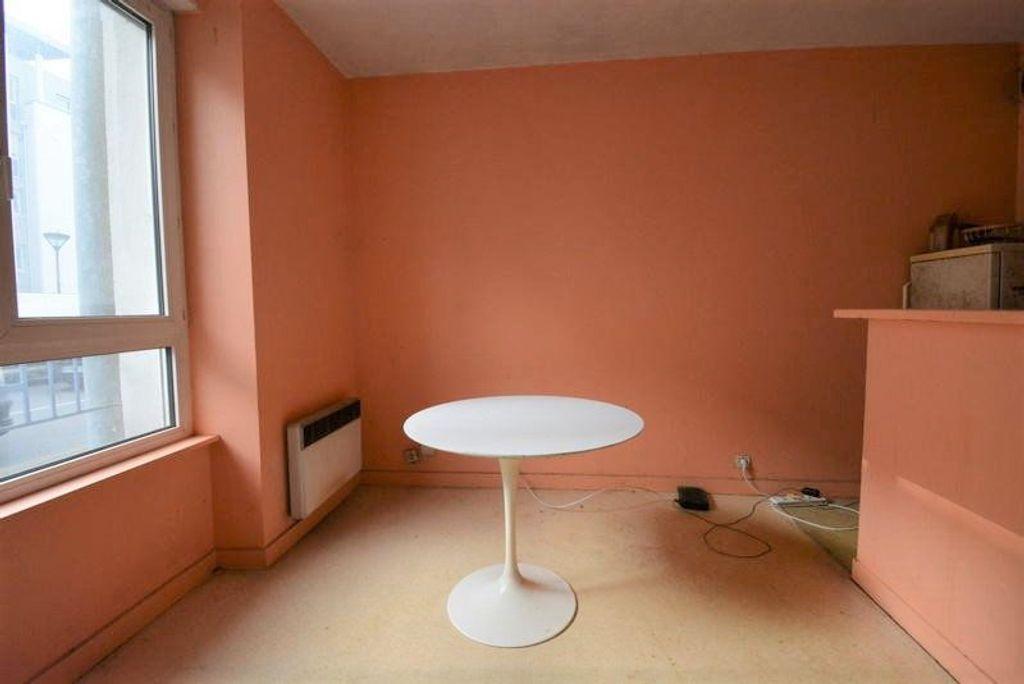 Achat appartement 2pièces 28m² - Brest