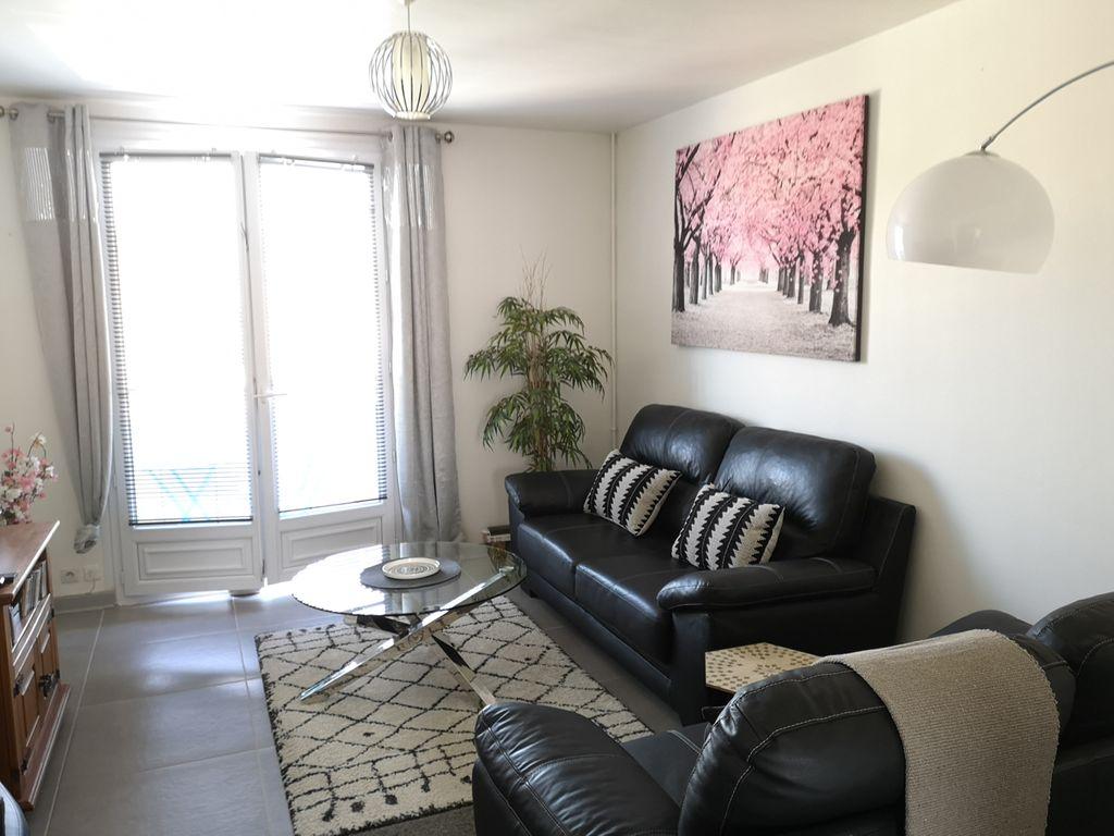 Achat appartement 3pièces 57m² - Bourg-lès-Valence
