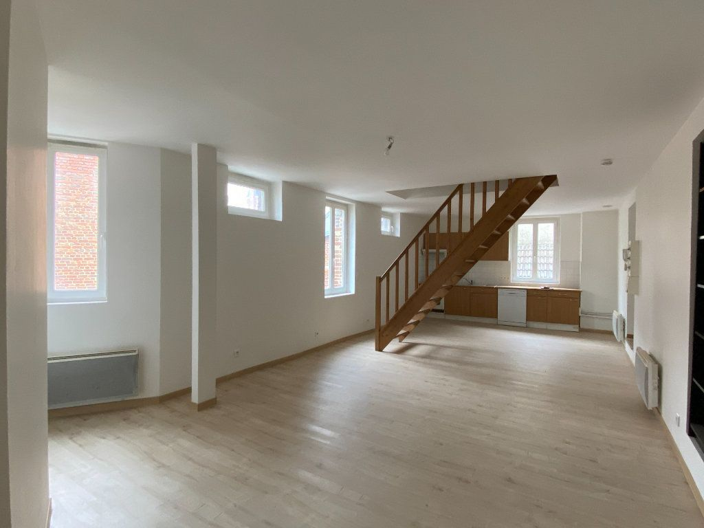 Achat duplex 4pièces 70m² - Chauny